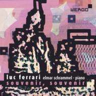 フェラリ作品集〜統一性のない組曲、アンチソナタ、他 エルマー・シュランメル