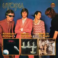Adventures In Utopia / Deface The Music / Swing To