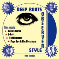 ローチケHMVVarious/Deep Roots Observer Style (Niney The Observer)