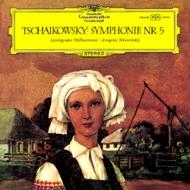 交響曲第5番(1960):エフゲニー・ムラヴィンスキー指揮&レニングラード・フィルハーモニー管弦楽団 (180グラム重量盤レコード/Speakers Corner)