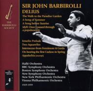 The Walk To The Paradise Garden, A Song Of Summer, Etc: Barbirolli / Halle O Bbc So Vpo Etc