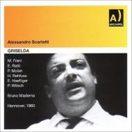 『グリゼルダ』全曲 マデルナ&北ドイツ放送フィル、フレーニ、ヘフリガー、レーフス、他(1960 ステレオ)(3CD)