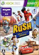 Game Soft (Xbox360)/Kinect ラッシュ: ディズニー / ピクサー アドベンチャー