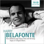 Harry Belafonte Sings Calypso, Blues & Folk Songs
