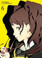 Persona4 The Animation Volume 6 [Limited Manufacture Edition]