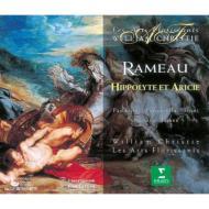 ラモー(1683-1764)/Hippolyte Et Aricie: Christie / Les Arts Florissants Padmore Panzarella L.hunt Naouri
