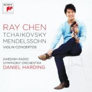 Violin Concerto: Ray Chen(Vn)Harding / Swedish Rso