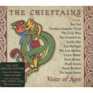 ローチケHMVThe Chieftains/Voice Of Ages (+dvd)(Dled)