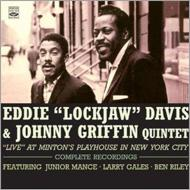 Live At Minton's: Complete Recordings