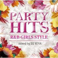 HMV&BOOKS onlineDJ RINA/Party Hits R & B Girls Style Mixed By Dj Rina