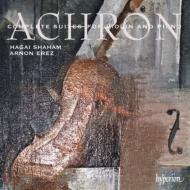 ヴァイオリンとピアノのための組曲全集 H.シャハム、エレツ(2CD)