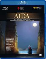 Aida : Ozpetek, Mehta / Maggio Musicale Fiorentino, Hui He, M.Berti, D'Intino, Maestri, etc (2011 Stereo)