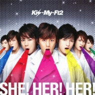 SHE! HER! HER! (+DVD)[First Press Limited Edition]
