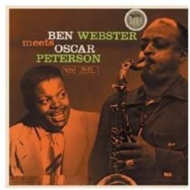 Ben Webster Meets Oscar Peterson (高音質盤/45回転/2枚組/200グラム重量盤レコード/Analogue Productions)