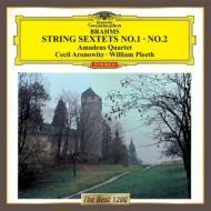 String Sextet, 1, 2, : Amadeus Q Aronowitz(Va)Pleeth(Vc)