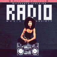 HMV&BOOKS onlineEsperanza Spalding/Radio Music Society (+dvd)(Dled)