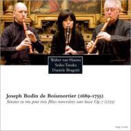 Trio Sonatas For 3 Recorders: Van Hauwe �c�������q Bragetti