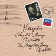Complete String Quartets : Angeles String Quartet (21CD)