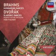 ブラームス:ハンガリー舞曲集より、ドヴォルザーク:スラヴ舞曲集より I.フィッシャー&ブダペスト祝祭管弦楽団