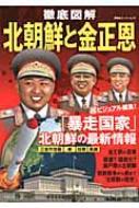 Magazine (Book)/徹底図解 北朝鮮と金正恩 双葉社スーパームック