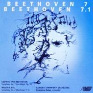 ベートーヴェン:交響曲第7番、ウィリアム・ヒル:交響曲第2番『ベートーヴェン7.1』 ゴラン&ラモント交響楽団
