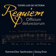 Requiem: G.grun / Kammerchor Saarbrucken