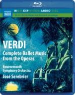 オペラの中のバレエ音楽全集 セレブリエール&ボーンマス交響楽団(ブルーレイ・オーディオ)