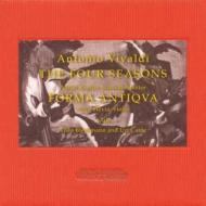 ヴィヴァルディ(1678-1741)/(Uri Caine)four Seasons: Forma Antiqva Theo Bleckmann(Vo Etc)