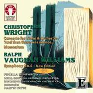 Sym, 5, : M.yates / Bournemouth So +c.wright: Violin Concerto: Humphreys(Vn)Etc