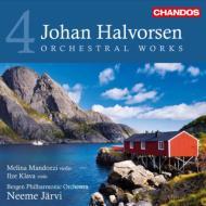 管弦楽曲集第4集(ノルウェー狂詩曲第1番、第2番、交響的間奏曲、ノルウェーのおとぎ話、他) ヤルヴィ&ベルゲン・フィル