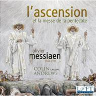 L'ascension Et La Messe De La Pentecote: Colin Andrews