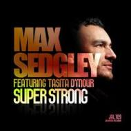 HMV&BOOKS onlineMax Sedgley/Superstrong