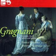 Duos For Violin & Gitar Op, 8, : Mezzena(Vn)Scattolin(G)