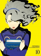 Persona4 The Animation Volume 10 [Limited Manufacture Edition]