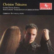 Cahier Tango-piano Works: Tsitsaros(P)