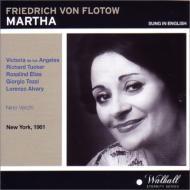 『マルタ』全曲(英語) ヴェルキ&メトロポリタン歌劇場、ロス・アンヘレス、タッカー、他(1961 モノラル)(2CD)