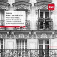 Piano Concertos Nos.1, 2 : Weissenberg(P)Skrowaczewski / Paris Conservatory Orchestra