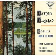 Sibelius Song Recital:キルステン・フラグスタート(歌)、エイフィン・フィエルスター指揮&ロンドン交響楽団 (180グラム重量盤レコード/Speakers Corner)