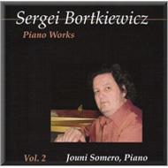 Piano Works Vol.2: Somero
