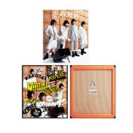 [All 3 Types Purchasers Novelty: Autographed Poster] Kakusei Sprechchor (First Press Limited A+B+Standard Edition)
