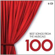 Various: 100 Best Songs From Musicals
