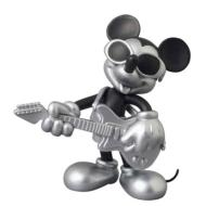 Udf Roen Collection Mickey Mouse (Grunge Rock Ver.)Black & Silver