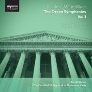 オルガン交響曲第5番、第6番 ノーラン