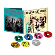 Hatsune Miku Miku no Hi Daikanshasai 2 Days Complete Box (DVD+CD)[First Press Limited Edition]