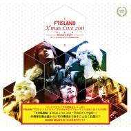 FTISLND X�fmas Live 2011�`Winter�fs Night�`MAKING BOOK (+DVD)