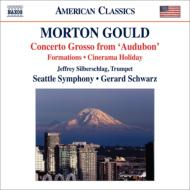 合奏協奏曲、『シネラマ・ホリデー』より、ホロコースト、他 シュウォーツ&シアトル交響楽団