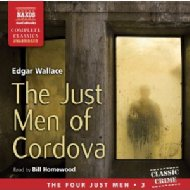 Wallace: The Just Men Of Cordova (Unabridged)
