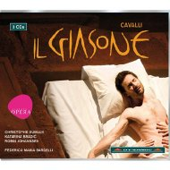 Il Giasone: Sardelli / Vlaamse Opera Dumaux Bradic R.johannsen J.wagner