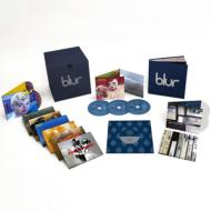 Blur 21 Box (+DVD)