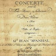 Piano Concertos, Sym, G13, : 船本貴美子(P)松井利世子(Vn)/ ハイドン・シンフォニエッタ・トウキョウ
